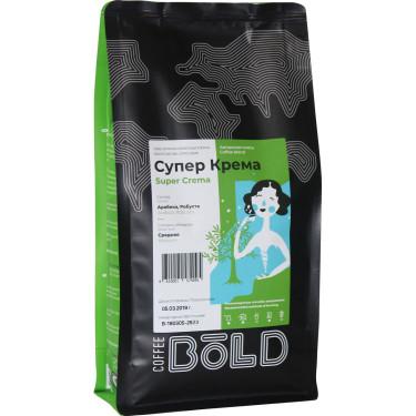 Кофе BOLD СУПЕР КРЕМА